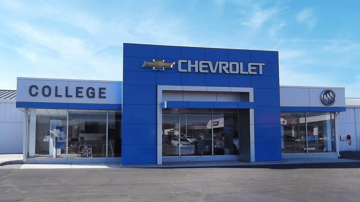 College Chevrolet The Redmond Company