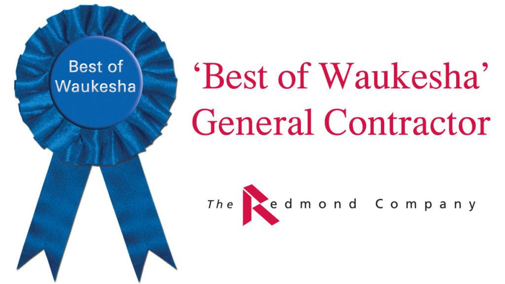 Best of Waukesha Award