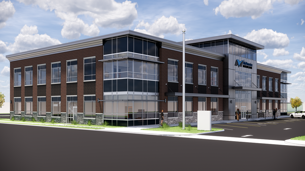MidAmerica National Bank rendering