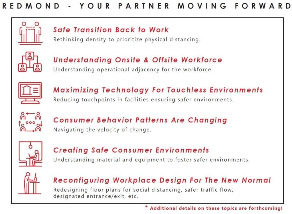 Redmond Auto Facility Resource Topics