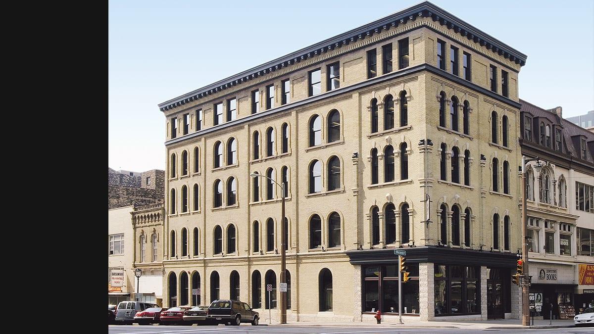 Johnson Bank Reckmeyer Building
